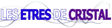 Les Etres de Cristal logo